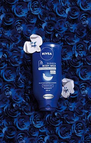 Beiersdorf / Nivea - Nivea In-Dusch Body Milkn