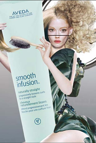 Aveda – Smooth Infusion Naturally Straight