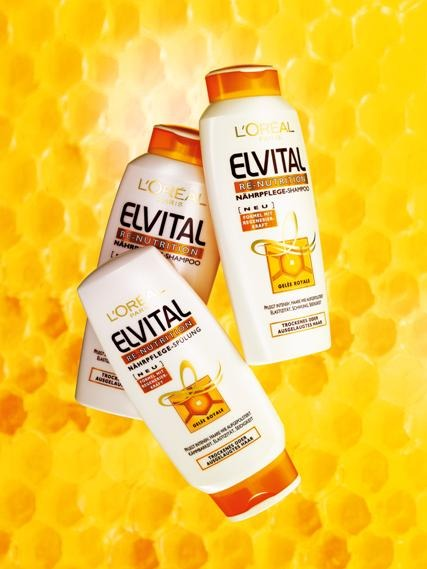 L'Oréal Paris - Elvital Re-Nutrition Gelée Royale