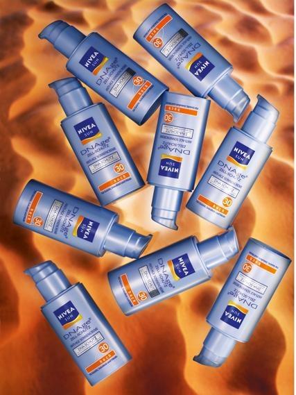 Beiersdorf - Nivea Sun DNAge Zell-Schutz Anti-Age Sonnencreme
